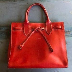 Red Dooney & Bourke Handbag
